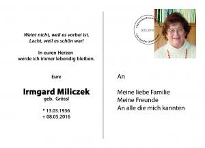 Sterbe-Postkarte innen 2